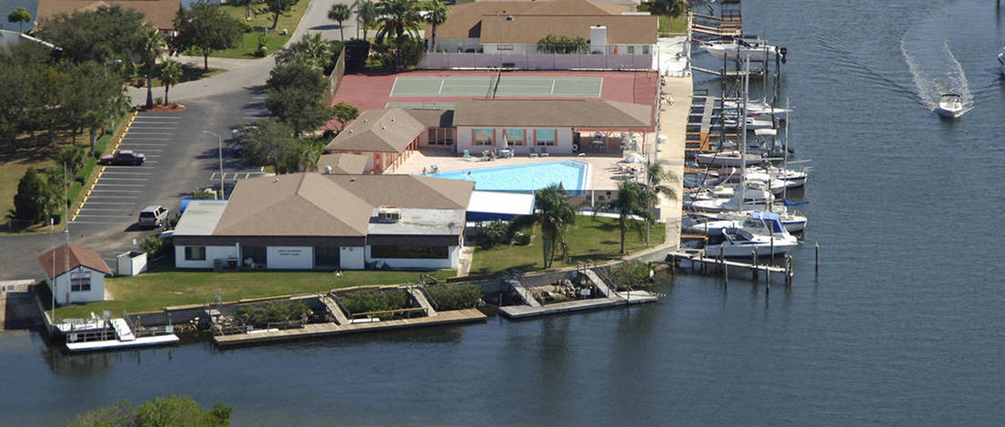 Marina at Gulf Harbors Yacht Club
