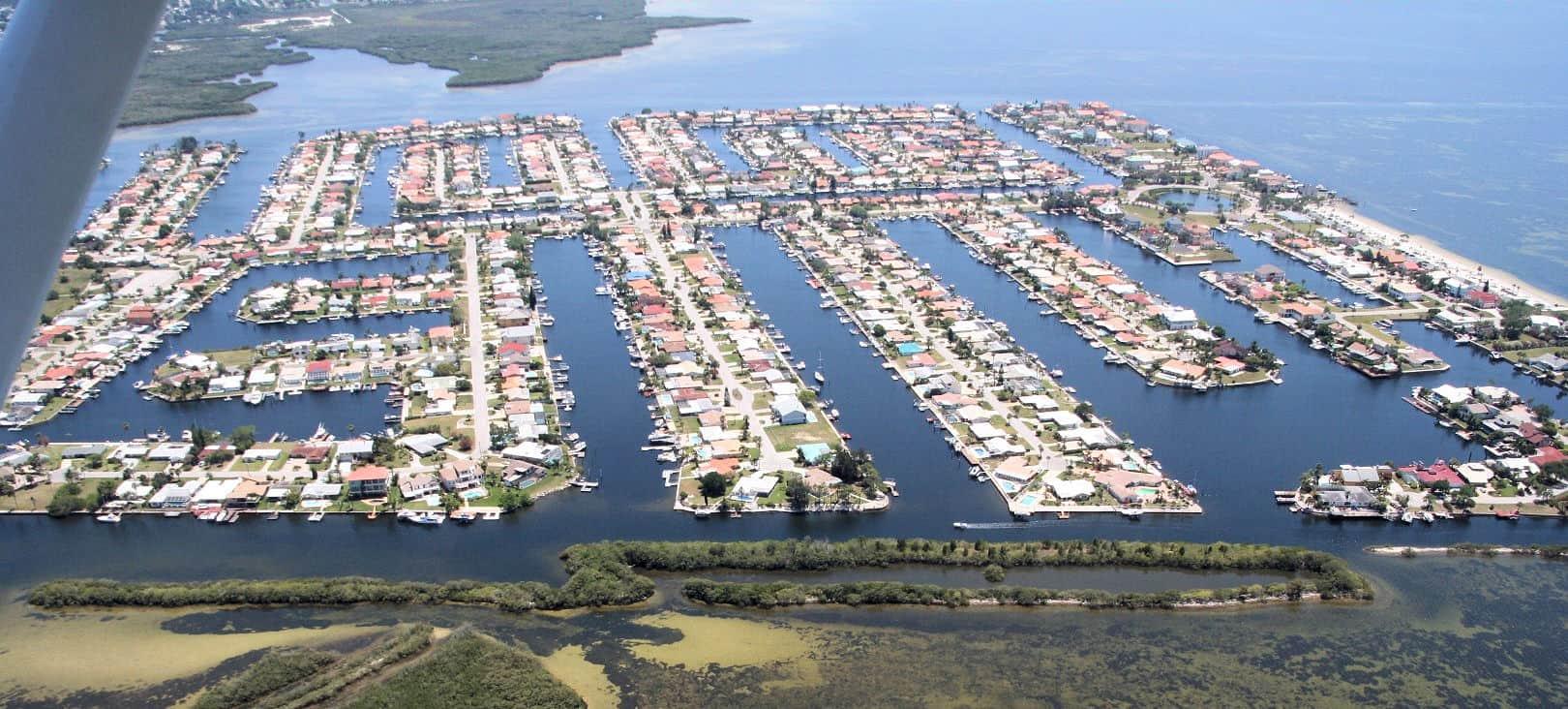 Gulf Harbors North Channel